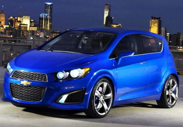 Chevrolet Sonic Cheapest New Hatchbacks In Usa Top 10 Chevrolet Sonic Chevy Sonic Chevrolet Aveo