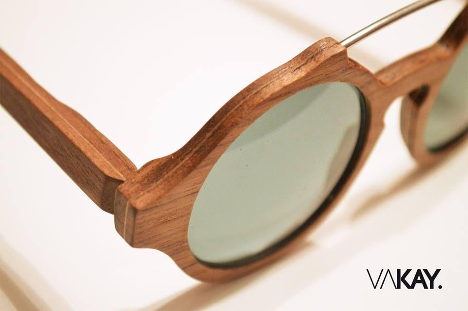 VAKAY. Handmade Eyewear. | Lunette bois,
