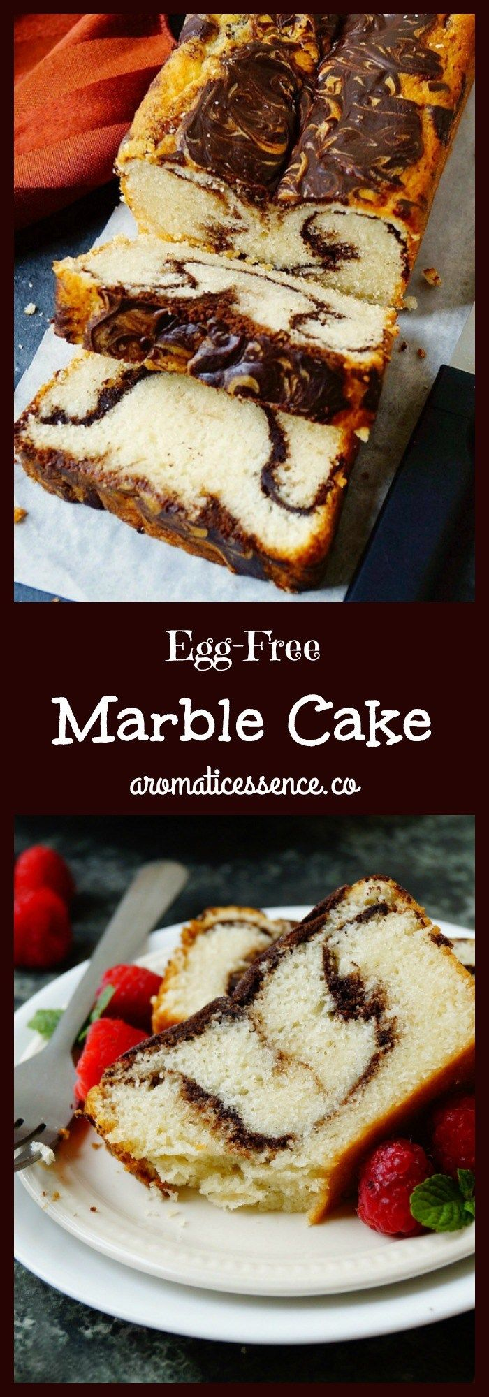 Eggless Marble Cake How To Make Eggless Marble Cake Recipe Recipes Faire Soi Meme