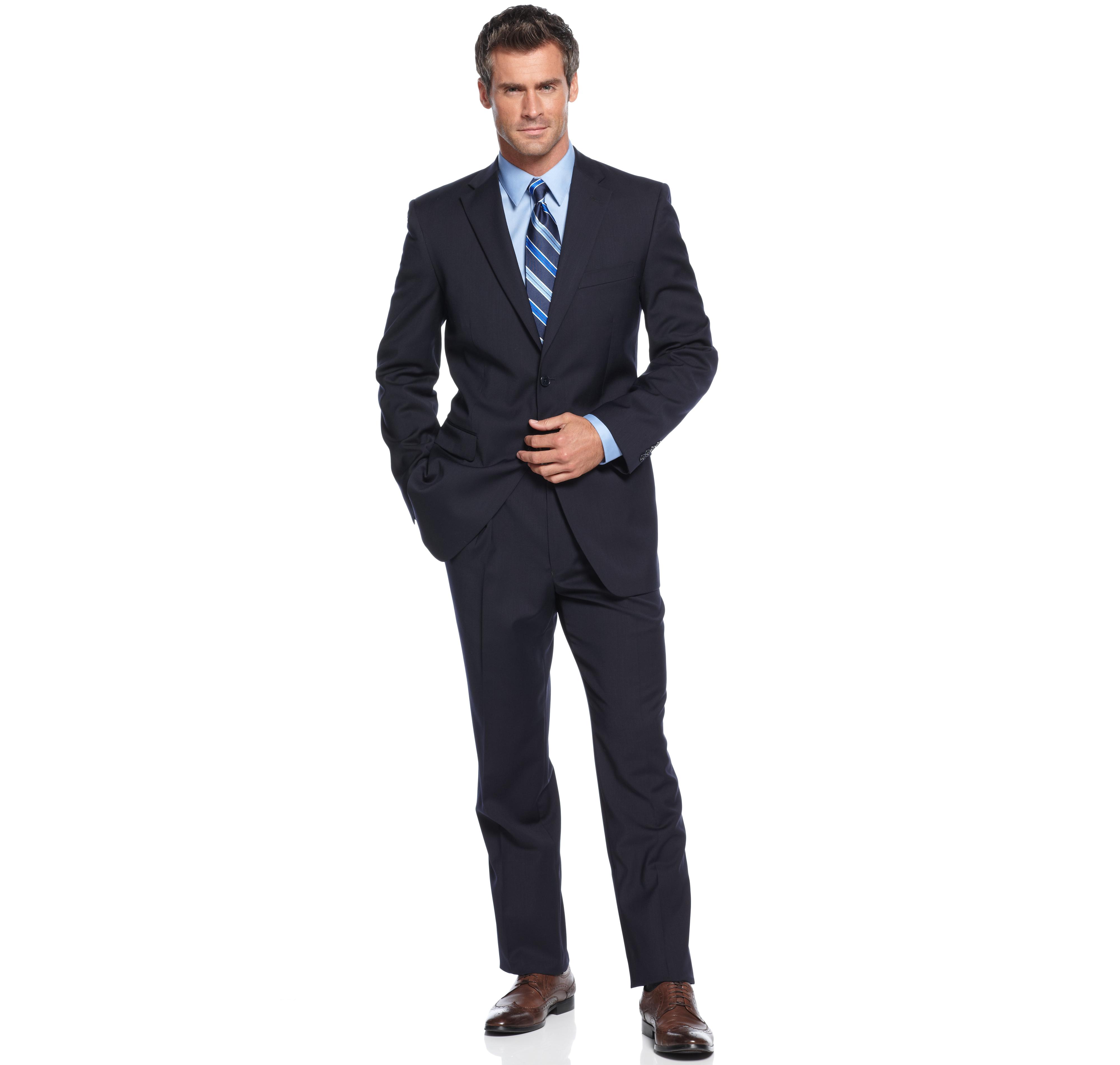 Blazer and Pant Jones New York Mens Suit Separate