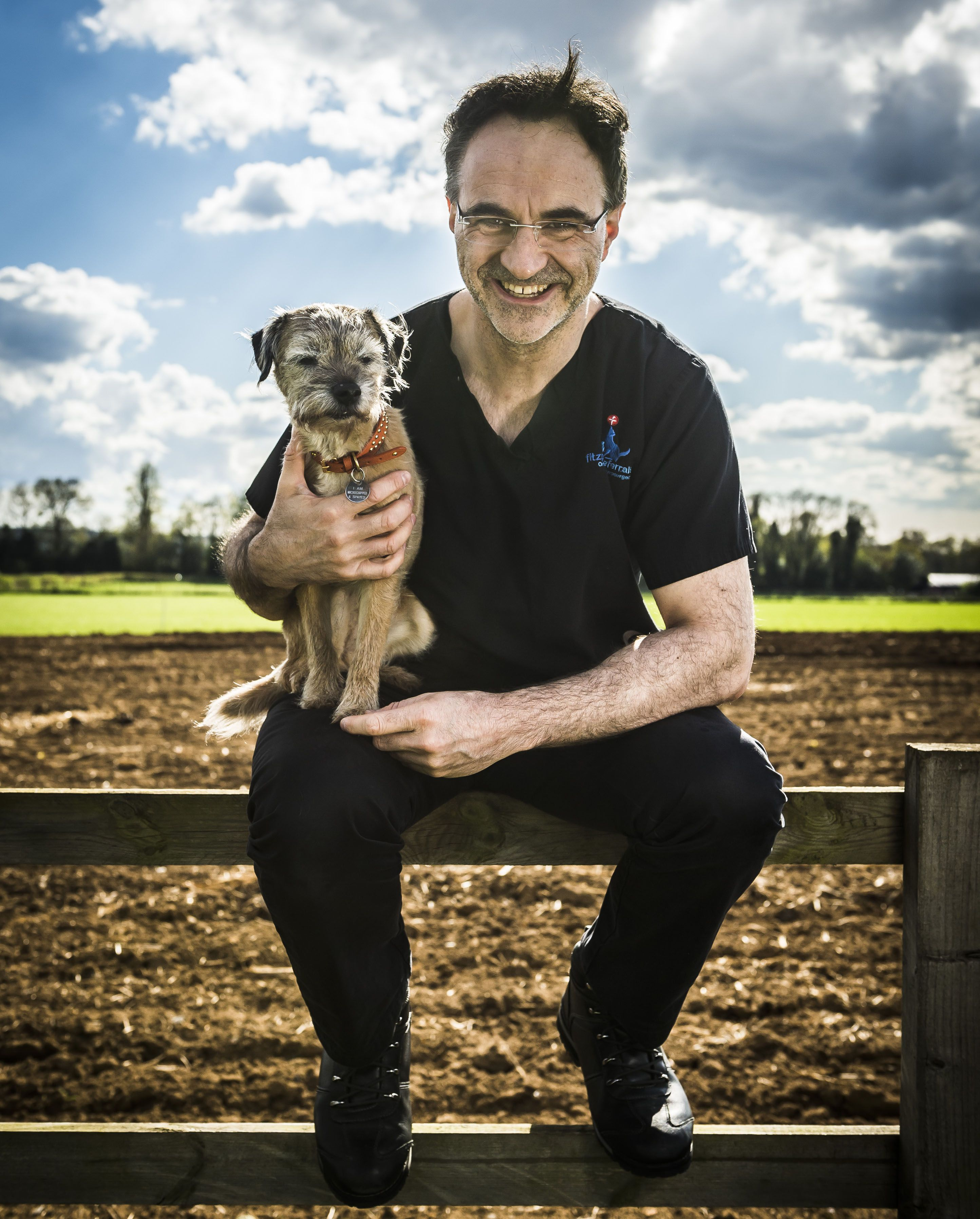 why animals matter message from professor noel fitzpatrick ohhhh i am going to be there my darling ♥ noel i just bought