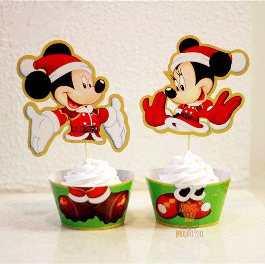Decoracion navide a mickey y minnie mouse buscar con for Adornos navidenos mickey mouse
