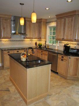 Millersville, MD Kitchen Remodel - transitional - Kitchen ...