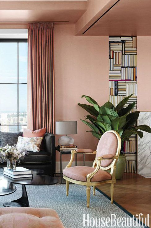 These 25 Color Combinations Are Unexpected But They Totally Work Wall Color Combination Living Room Color Schemes House Color Schemes Interior #paint #color #combination #for #living #room