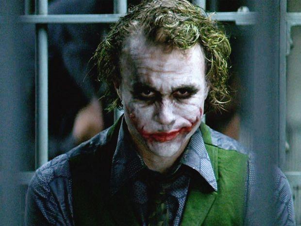 The Joker: Batman- just. so. cool.