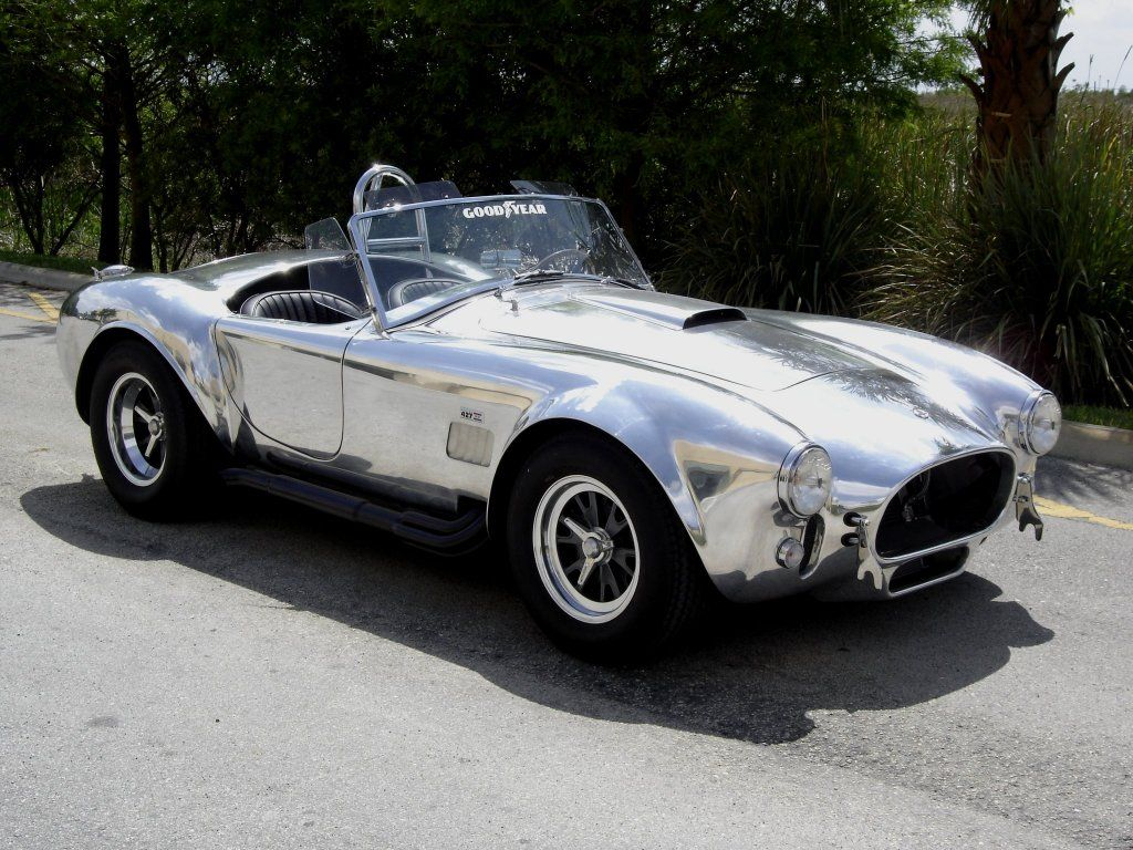 1965 Shelby Cobra Bling Bling Shelby Cobra Luxury