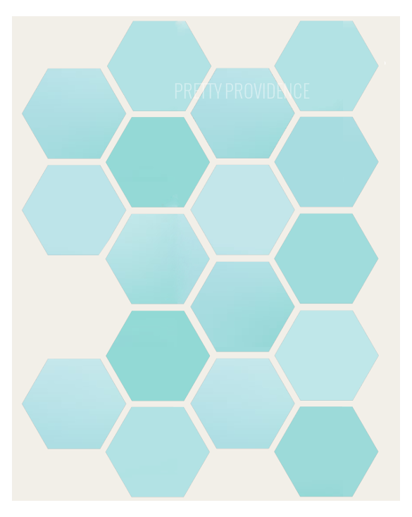 image regarding Free Printable Wall Art Stencils titled Totally free Geometric Printable Wall Artwork Do it yourself Options Do it yourself kitchen area