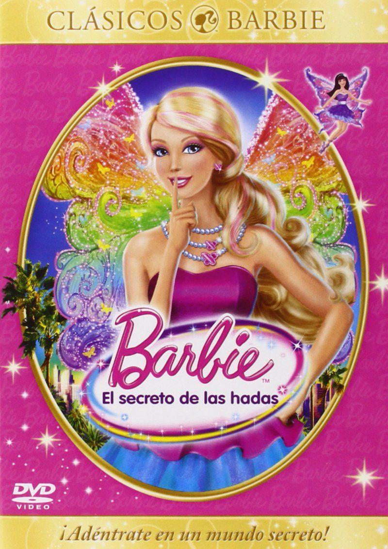 Barbie El Secreto De Las Hadas Dvd Secreto El Barbie De Peliculas De Barbie Barbie Dibujos Barbie