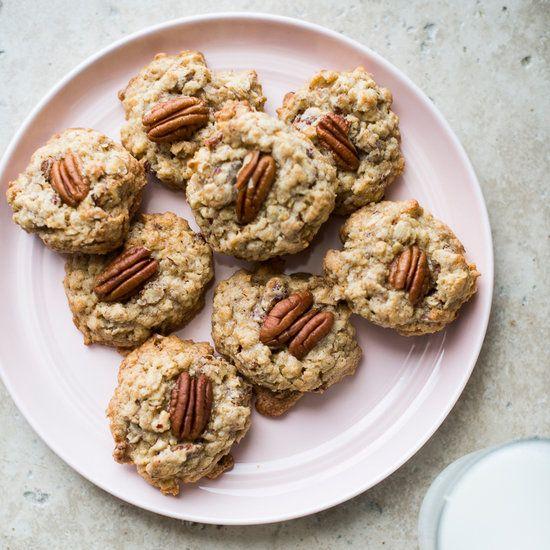 Perfect Pecan Cookies Creative Foods And Drinks Pecan Cookies