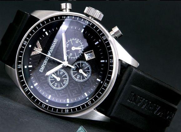 Dw Zegarek Emporio Armani Ar0527 Waniliowy Pasek 2834247667 Oficjalne Archiwum Allegro Armani Watches For Men Classic Watches Men Armani Watches