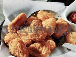 Τραγανές κοτομπουκιές με σως γιαούρτι και ανάμεικτη σαλάτα ( Το Πρωινό 23.04.14)