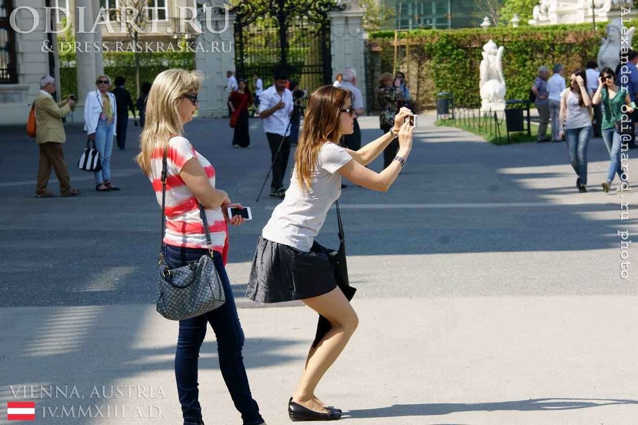 Russian girls in vienna
