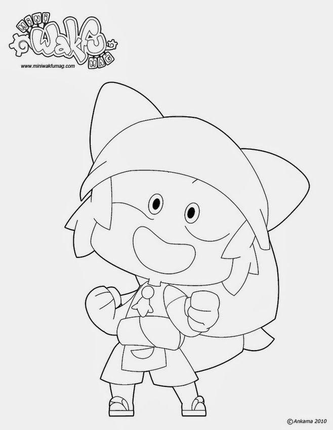 wakfu coloring pages yugo per stampare un disegno da colorare clicca sullimmagine