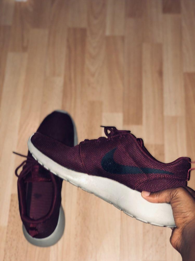 finest selection f4871 502b2 Nike Roshe One size US 10M Night Maroon #fashion #clothing ...