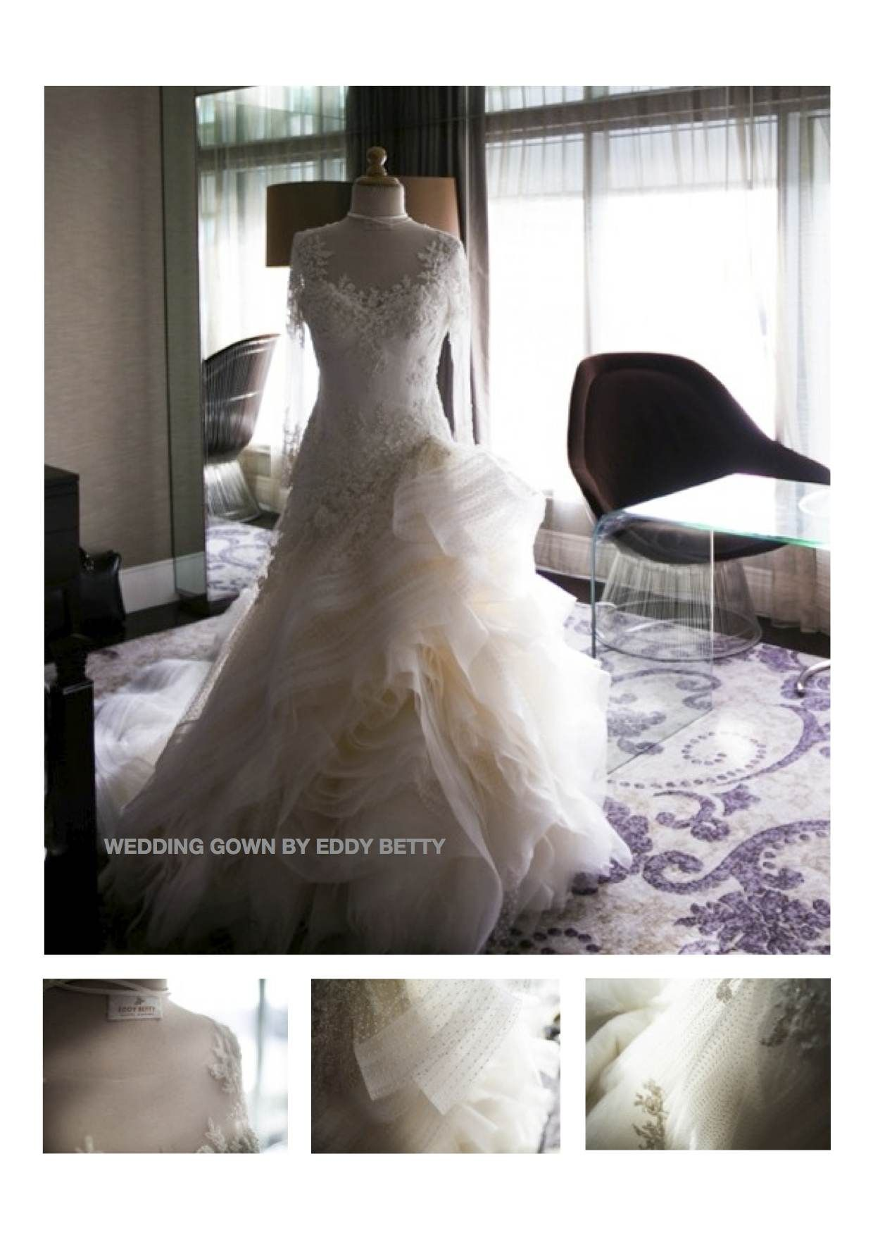 Selling used wedding gown the dress is design by well known and wedding dress selling used ombrellifo Choice Image