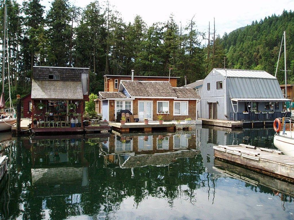Floating house | flood of ideas