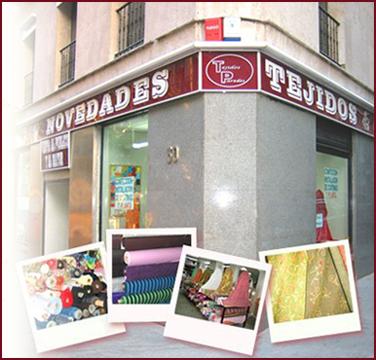 Tejidos Y Novedades Paredes Venta De Tejidos Calle Atocha, 30 28012 MADRID  (Madrid)
