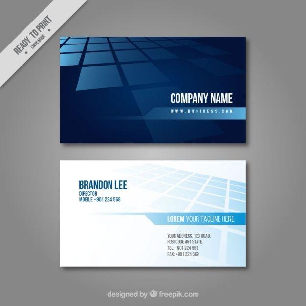 Business card szukaj w google inspiracje wizytwki pinterest business card in blue tones free vector reheart Choice Image