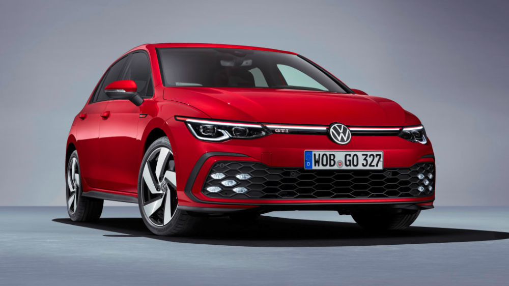 Vw Shares Design Engineering Insight About The 2021 Golf Gti Golf Gti Gti New Golf Gti