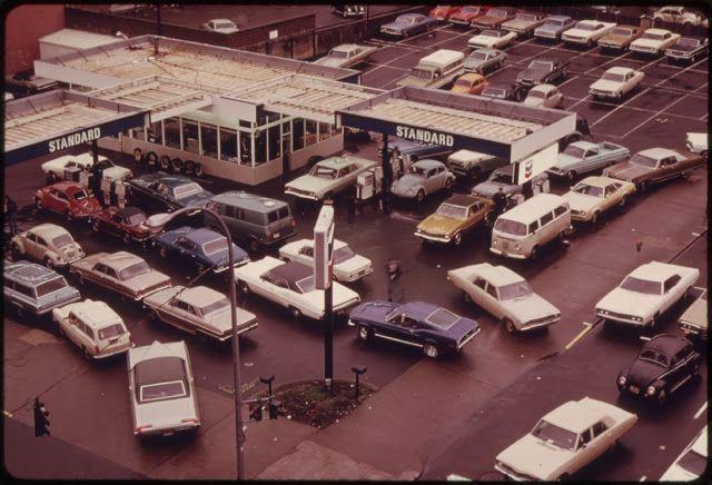 1973 Oil Crisis | Vintage Speed Style
