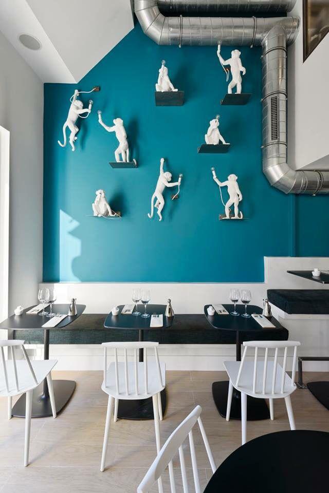 d coration restaurant by nicolas bianco design d 39 int rieur. Black Bedroom Furniture Sets. Home Design Ideas