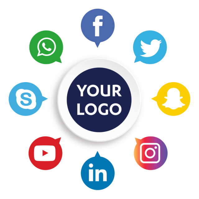 Social Media Icons, Social Media, Social Media PNG and
