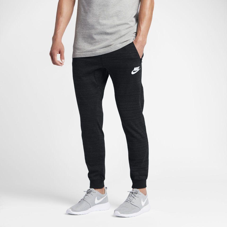 Nike Pant Sweat Sportswear Advance 15 In White Men,nike