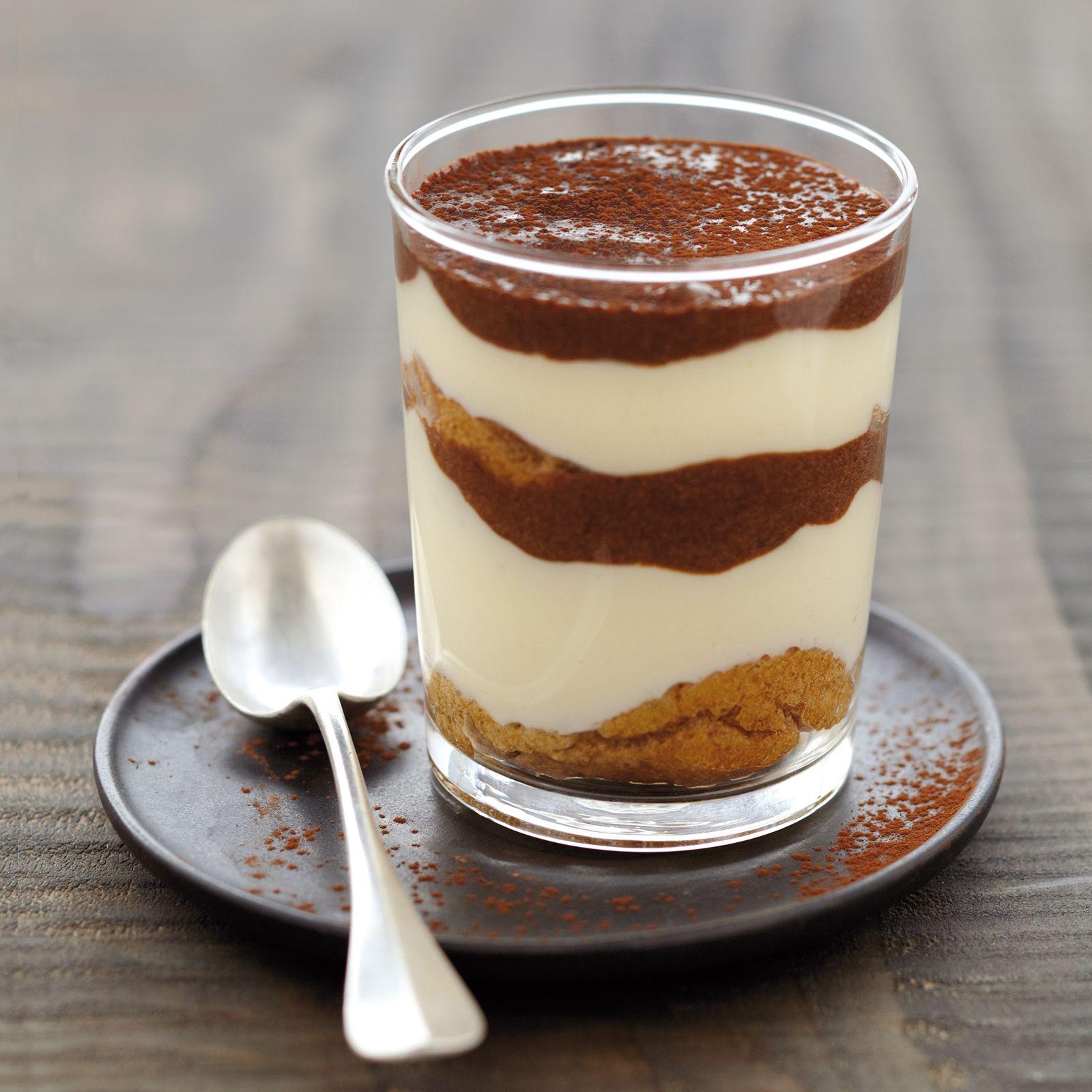 recette tiramisu chocolat facile rapide