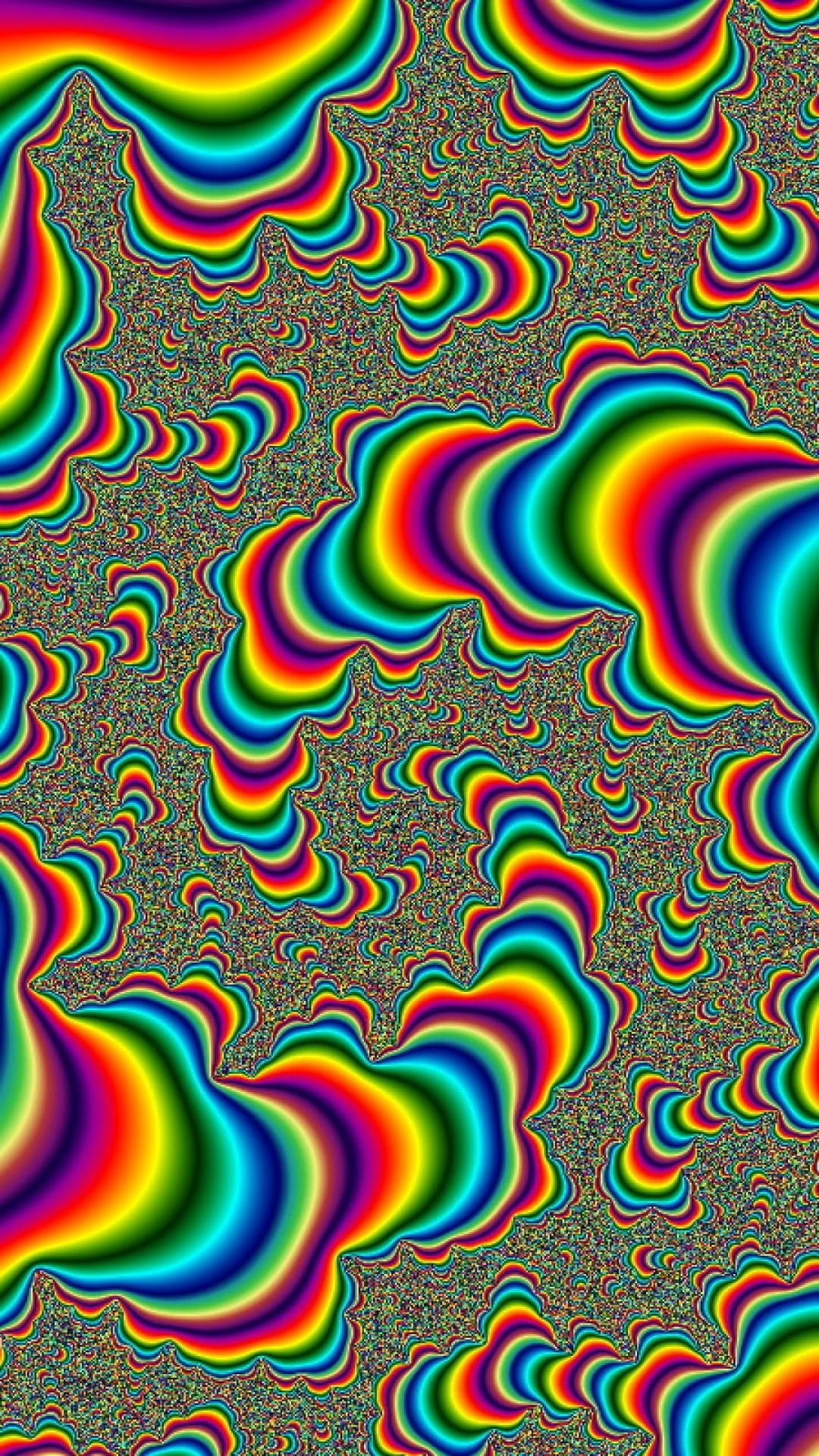 Trippy Iphone 6 Wallpaper 37 Images Trippy Iphone Wallpaper