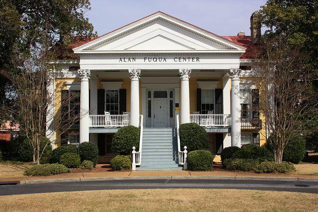 The Alan Fuqua Center (Montrose) Augusta, GA I by Prince