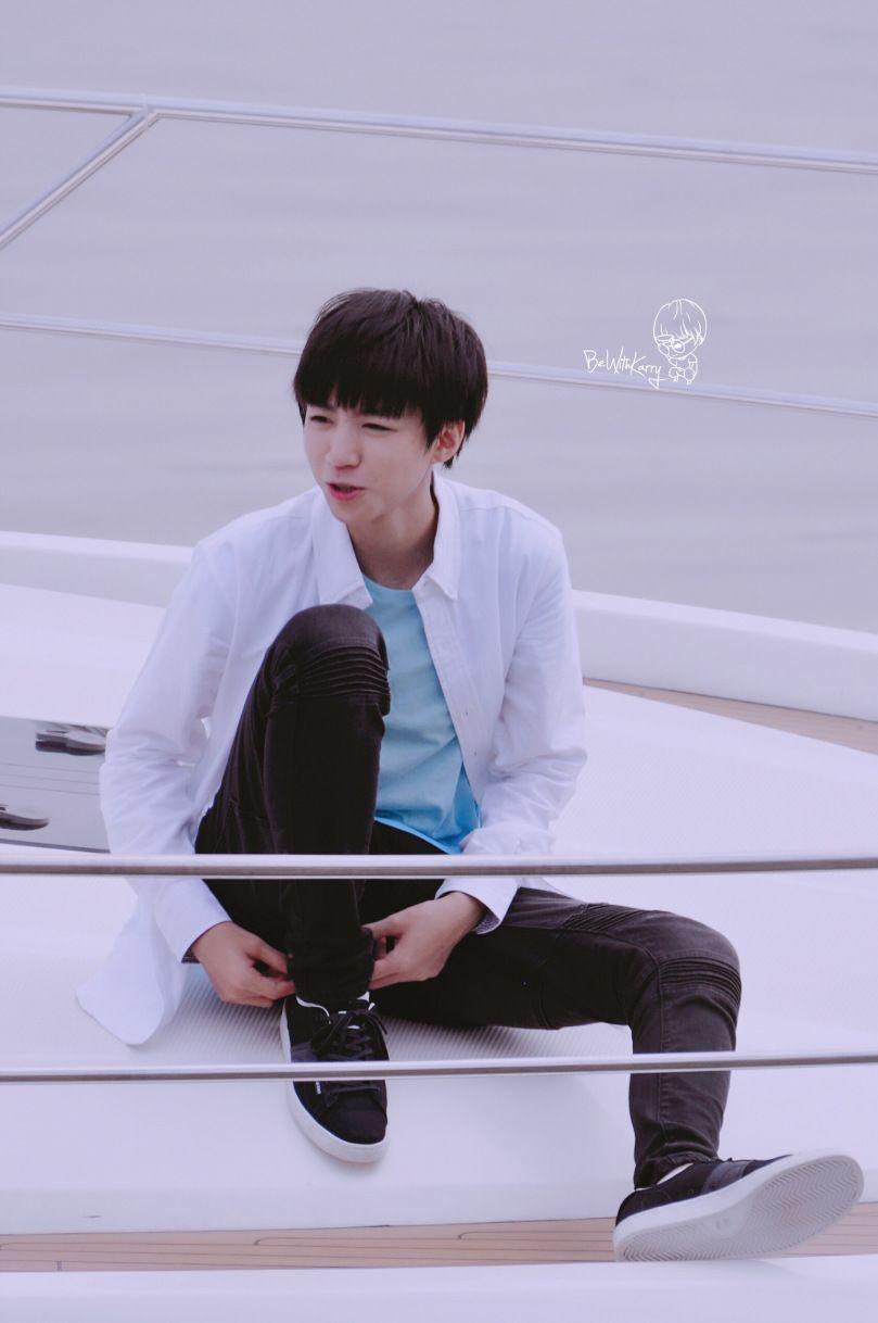 12/09/2016_Tiểu Khải quay Boy Hood trên du thuyền – JK's Artjkrt Youth