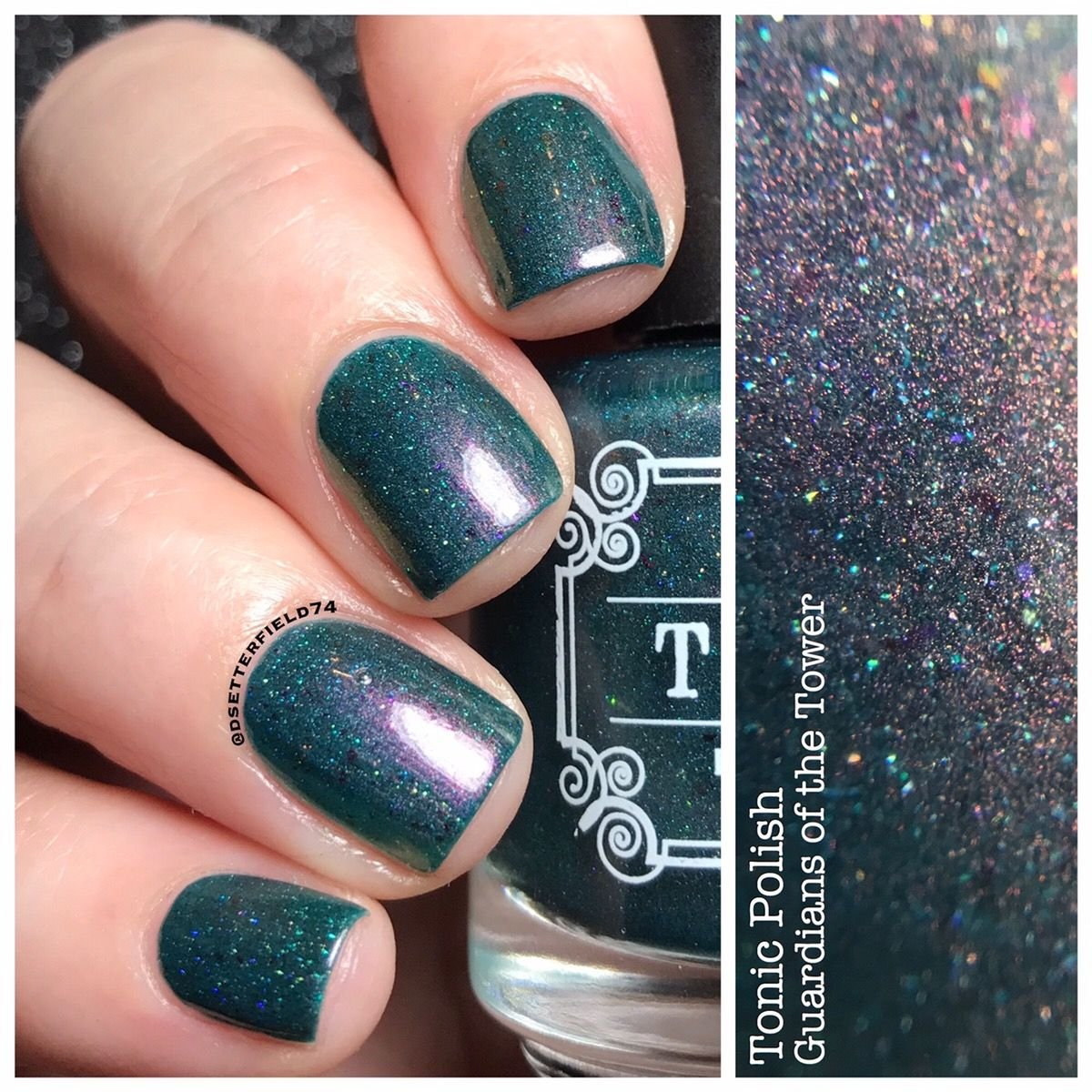 Tonic Polish - Guardians of the Tower | Rainbow Connection UK ...