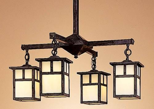 Mission Style Lighting Craftsman Homes