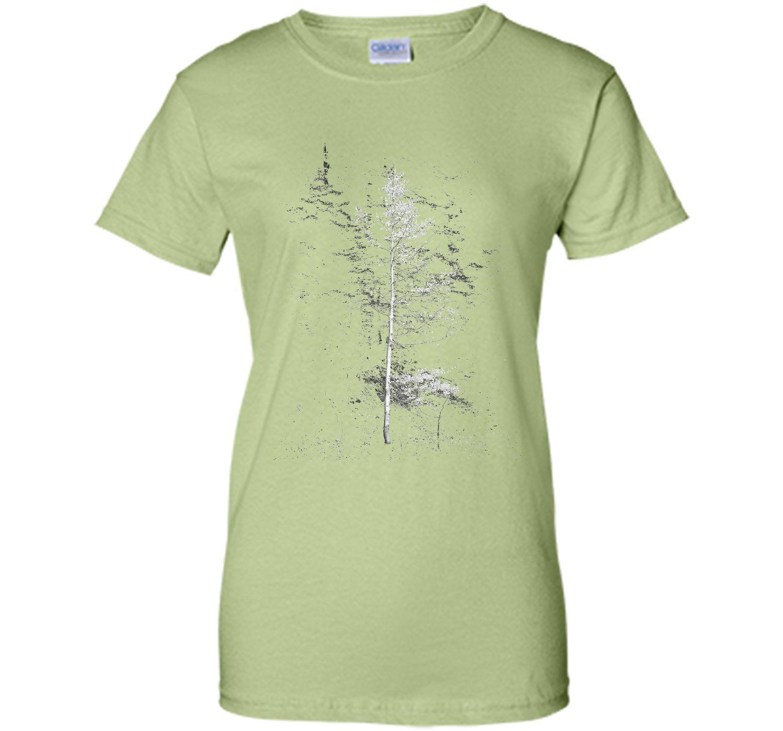 Attractive Aspen Solitude Invert 2017 T Shirt