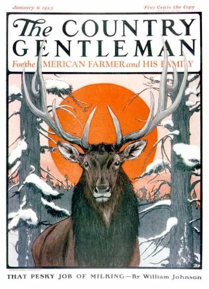 Country Gentleman - Jan 6 1923