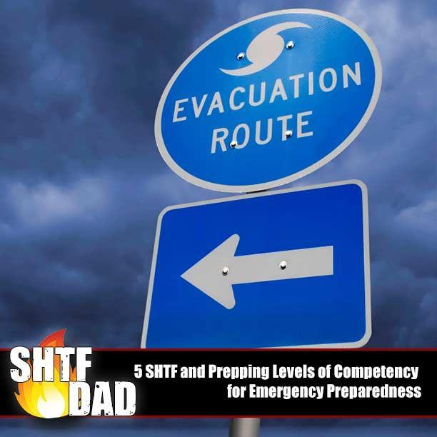 Shtf Emergency Preparedness: Are You Prepared For SHTF? Check These 5 Levels Of