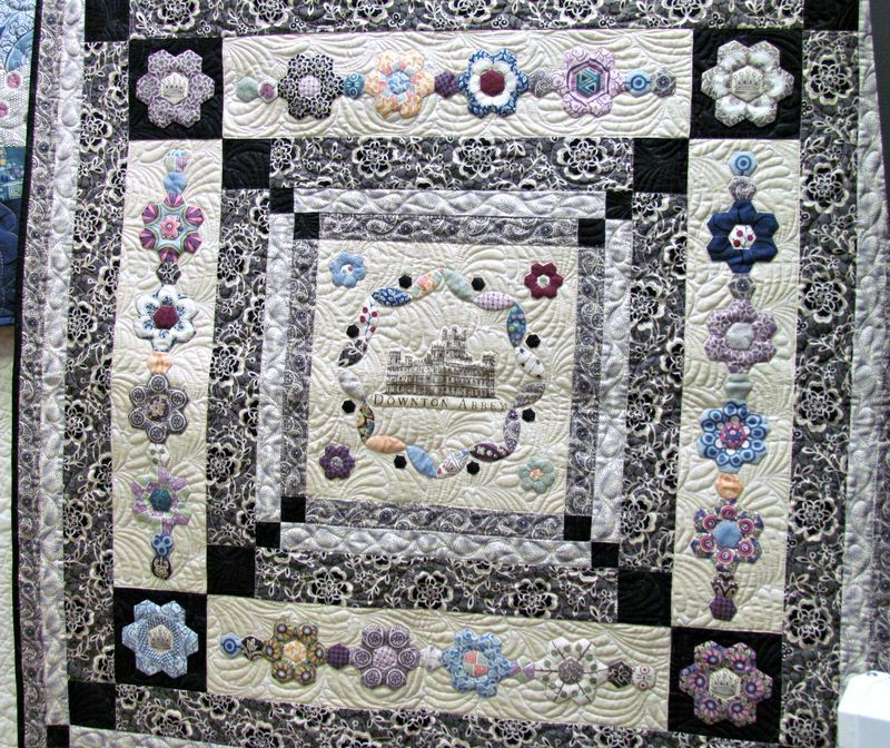 Img0069x I Dream Of Quilts Pinterest Downton Abbey Sewing