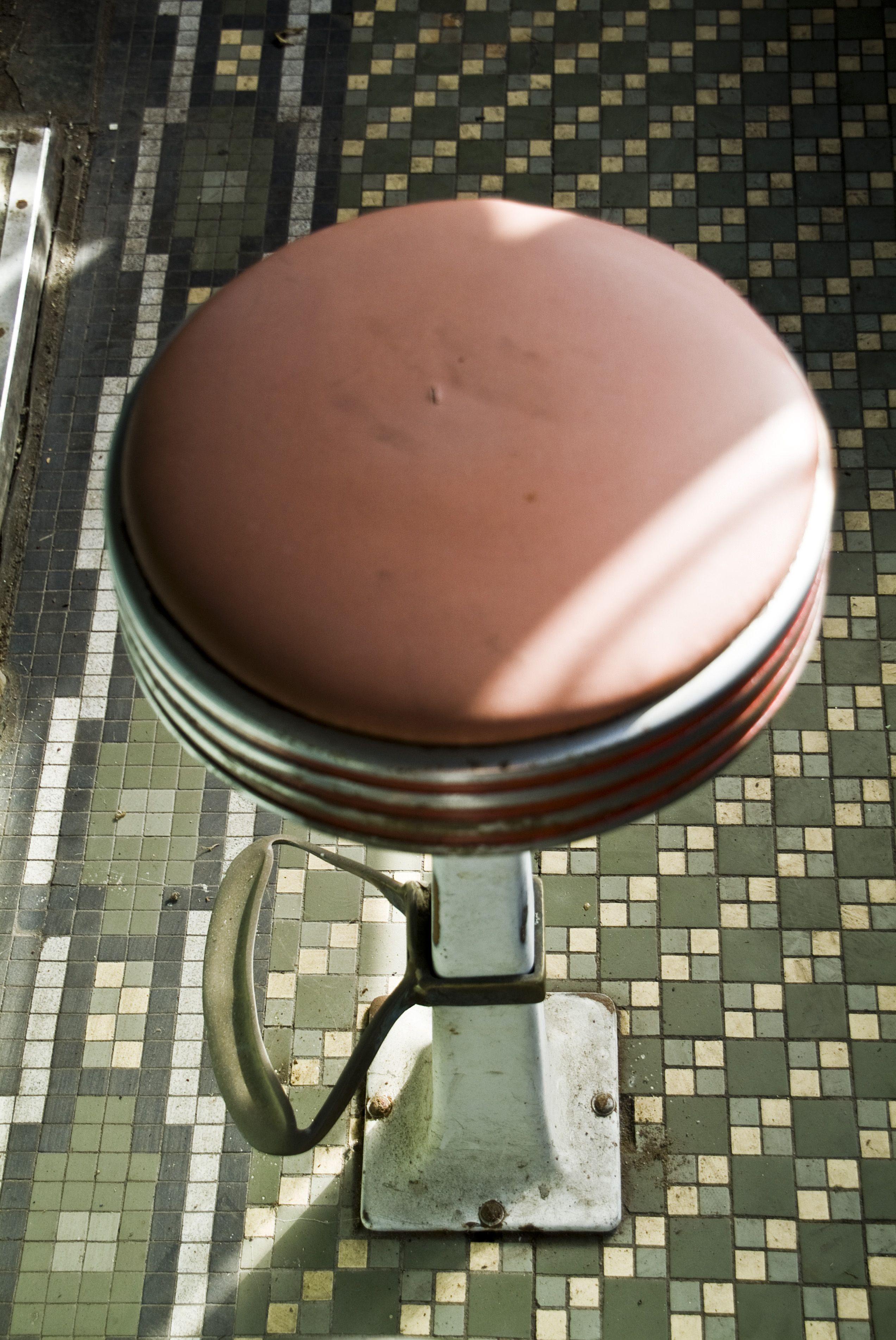 Skee's Diner Original Stool