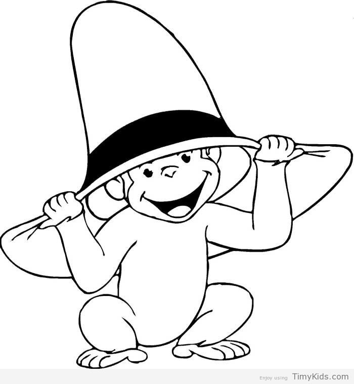 http://timykids.com/curious-george-coloring-pages-to-print.html ...