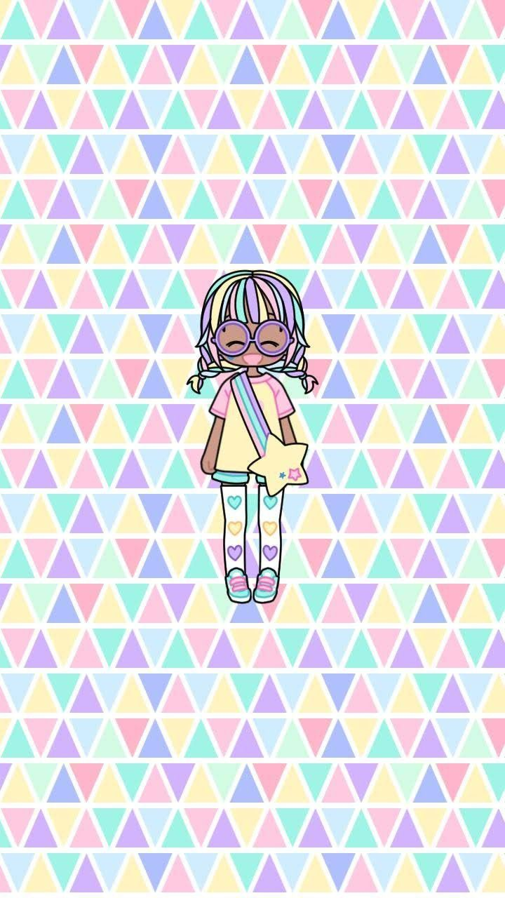 pastel girl em 2020