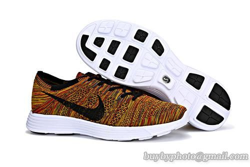 Mens Nike HTM Flyknit Trainer+ Running Shoes Camouflage 535089-009