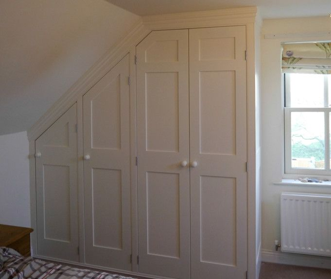 Dunhams Fitted Furniture Furniture Attic And Under