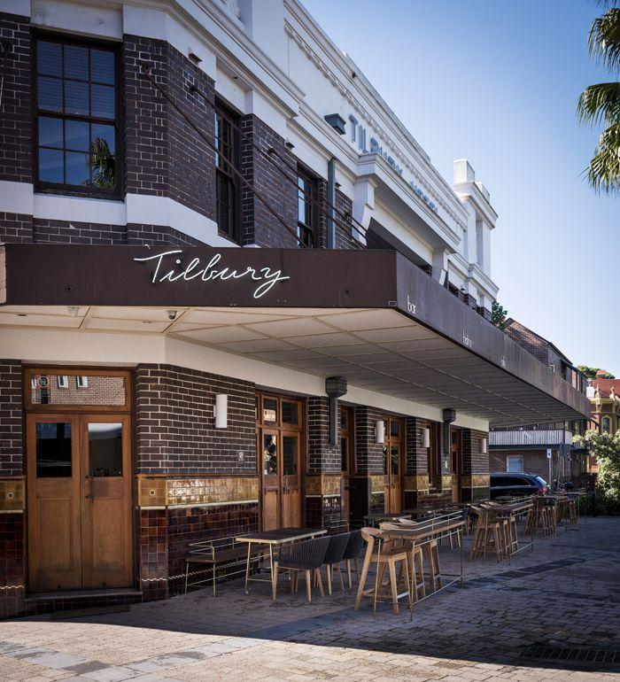 The Tilbury Hotel Interior designers sydney, Australian interior design, Residential architect