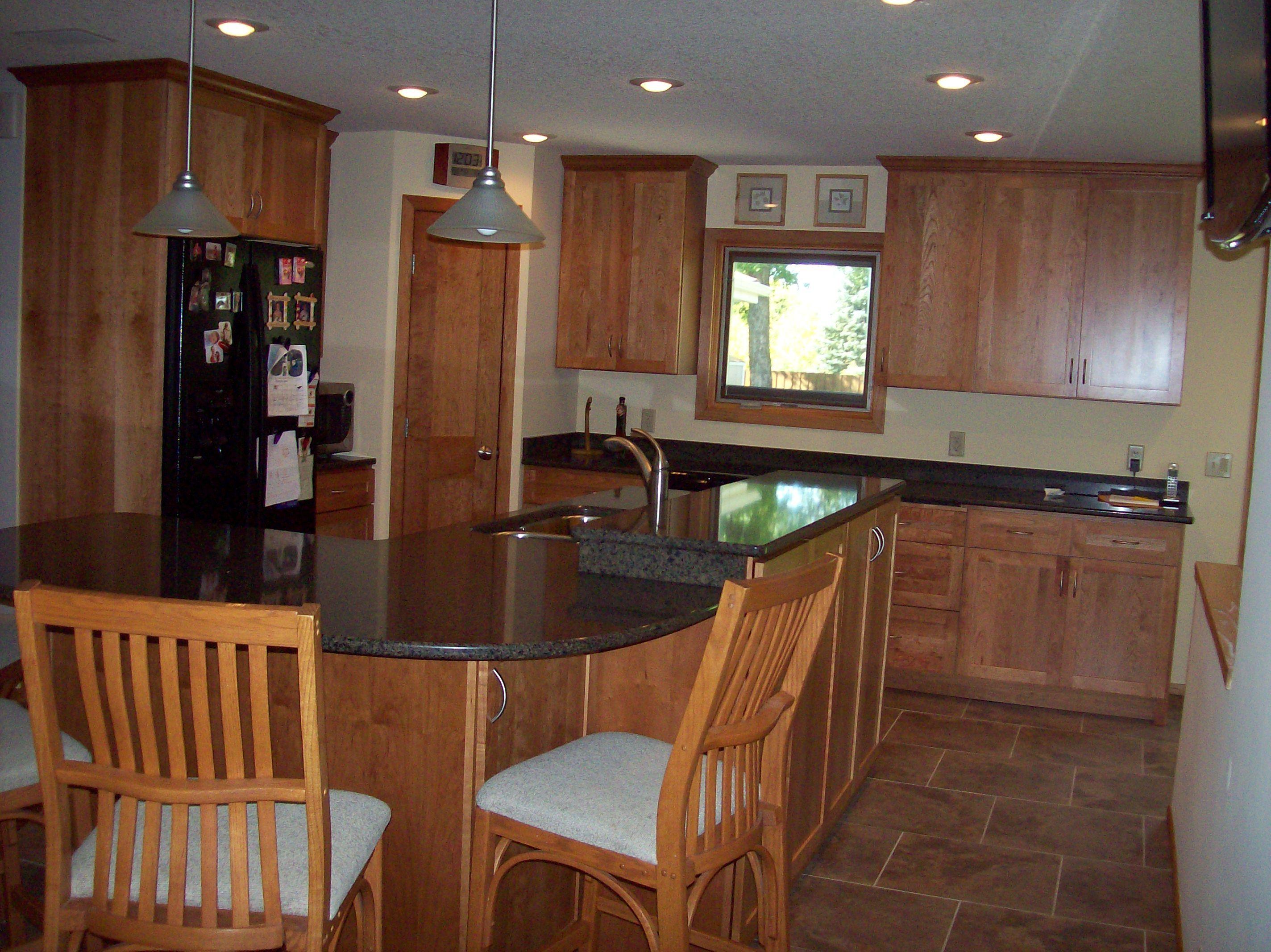 Complete Kitchen Remodel By Crask Homes & Design ...