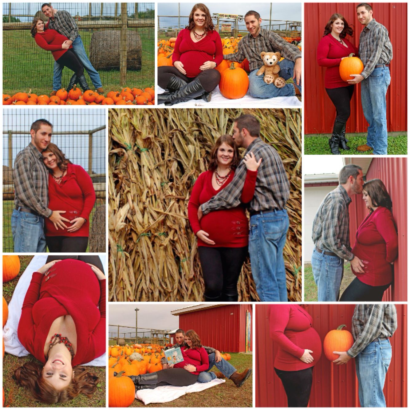 Fall Maternity Photography A Pumpkin Patch Photo Shoot For Our