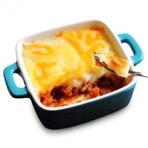 Sformato di Patate e Carne Senza Glutine MinceurD