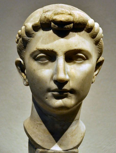 Gnaeus pompeius magnus wife sexual dysfunction