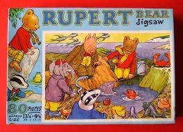 Image result for rupert bear