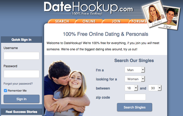 Datehookup mobile sign in