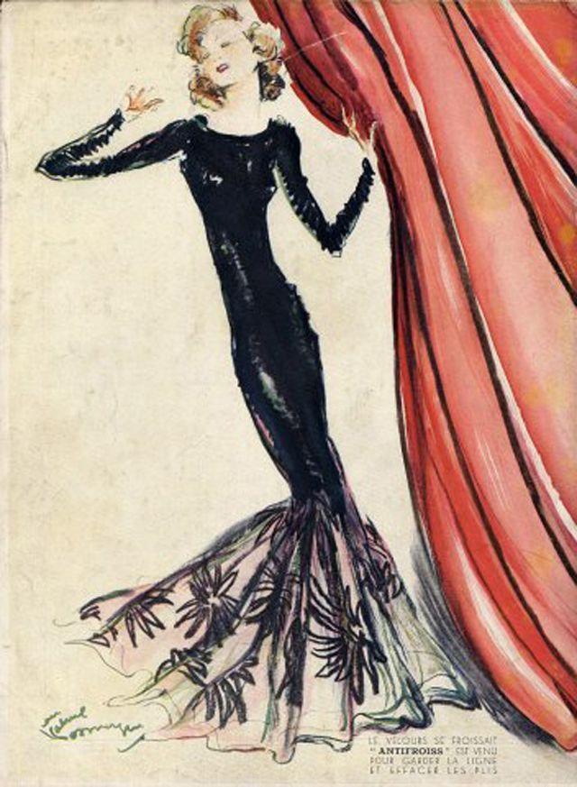 Jean Gabriel Domergue, 1937